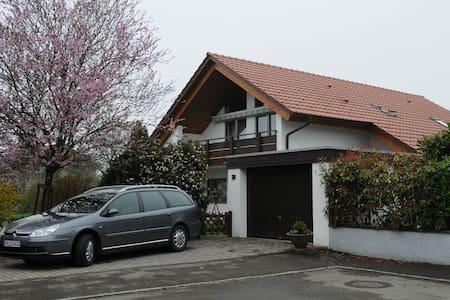 Ferienwohnung in Langenargen am Bodensee - Appartamento