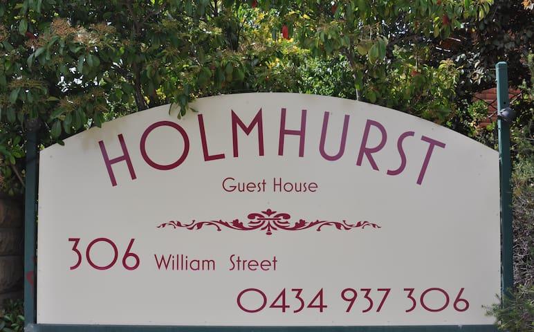 Holmhurst Guest House