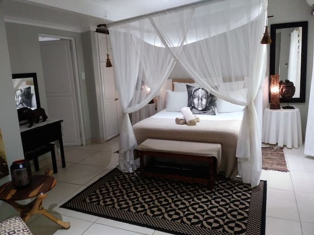 St Lucia Kingfisher Lodge - Room 4 LUX Double Room