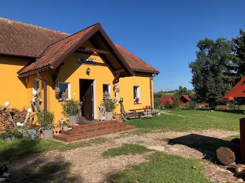 Boćwinka 1 - Gästehaus Masuren