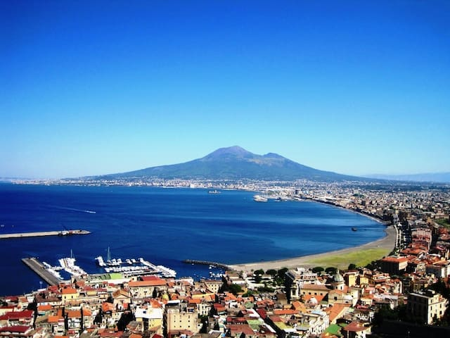 Santa Croce Apartment - Castellammare di Stabia - Bed & Breakfast