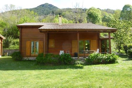 chalet semi montagne - Bocognano