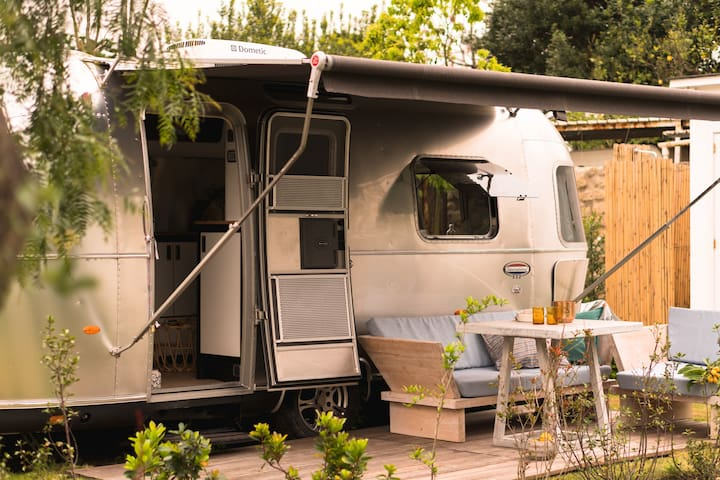 Airstream trailers are an icon of style