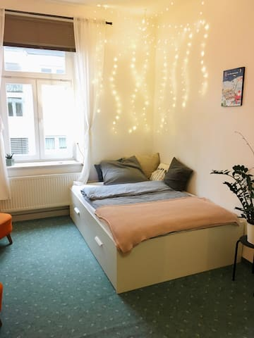 Schönes, gemütliches Zimmer im Antonsviertel