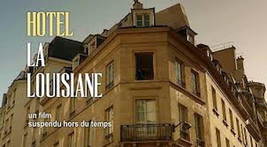La Louisiane au coeur de Saint-Germain des Prés