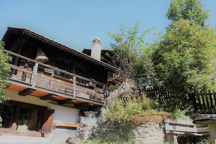 Chalet Ayer - your timeout in the mountains