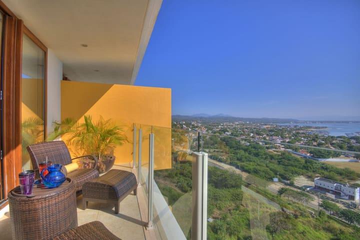 Luxury Ocean View Apartment Alamar (Amura 601 B)