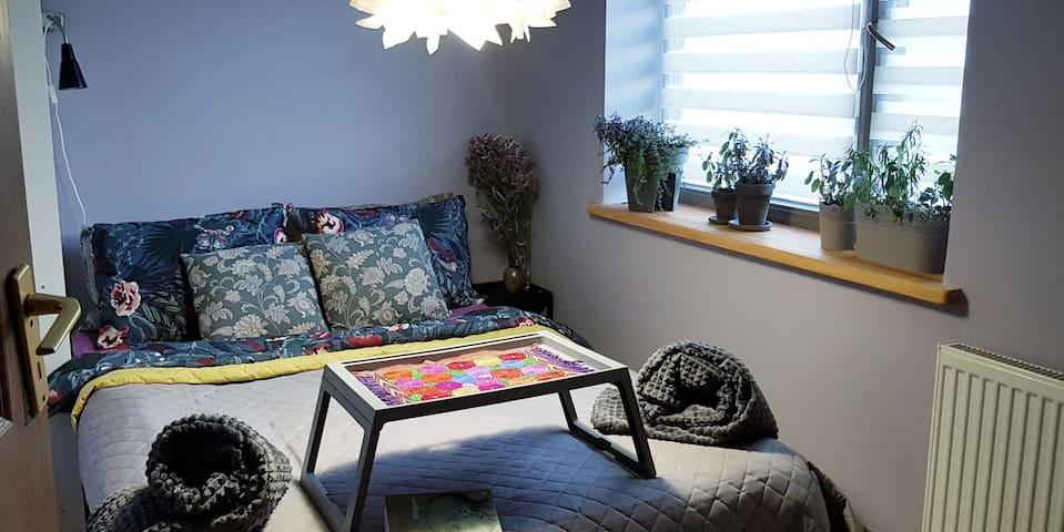 Ok! Platynowa wydma , super spanie, pościel..i dom