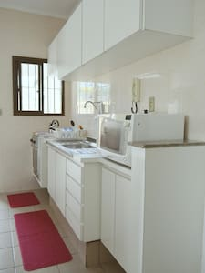 Apartamento aconchegante, agradável e bem familiar