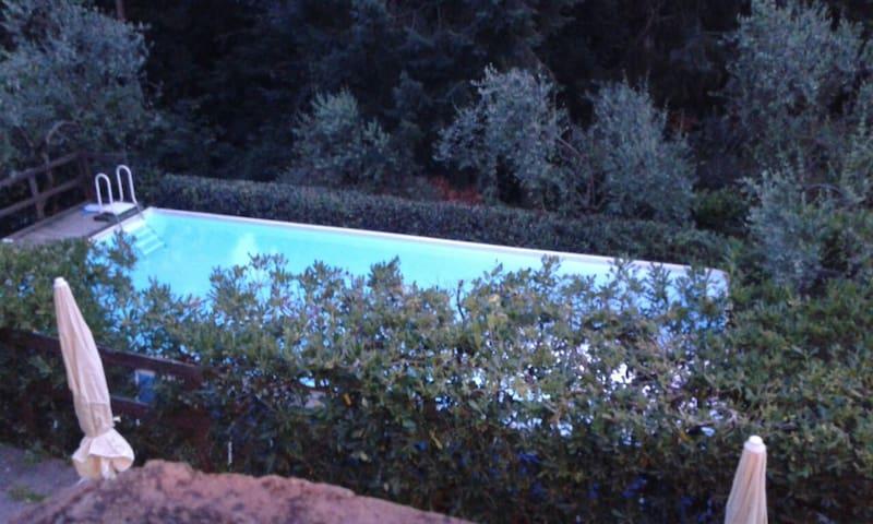 Appartamento luminoso vista monti Linda 2