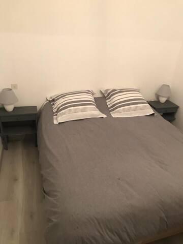 Appartement situé dans le centre