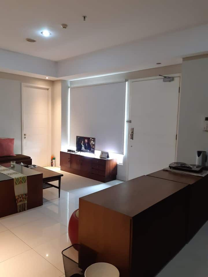 2+1 BR Exclusive Apartments in South Jakarta