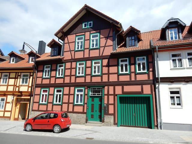 """Ferienwohnung """"Gräfliche Schenke"""" - Wernigerode - Apartmen"""