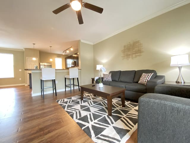 Secluded 3 Bedroom Townhouse in Wesley Chapel/Lutz