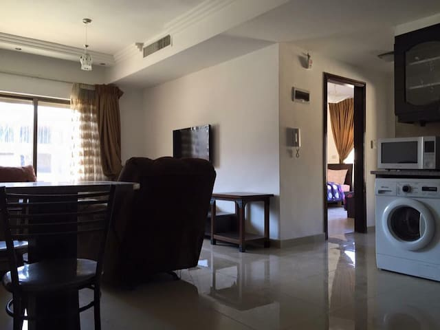 APARTMENT FOR 4 IN THE BEST SPOT IN AMMAN!