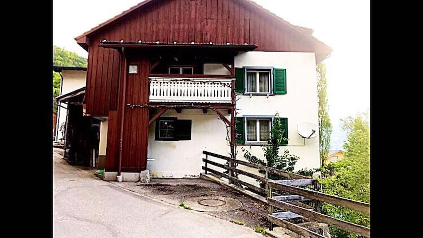Swiss Authentic Village Living (3 storey mansion)