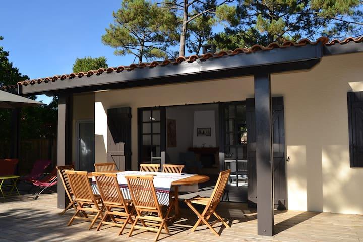 Le Canon - Villa 4 Chambres - Lège-Cap-Ferret - Rumah