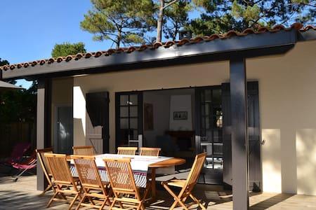 Le Canon - Villa 4 Chambres - Lège-Cap-Ferret - Ház