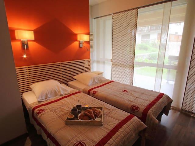 Double room-Comfort-Wet room-Terrace-7