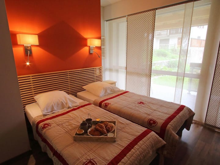 Double room-Comfort-Wet room-Terrace-7