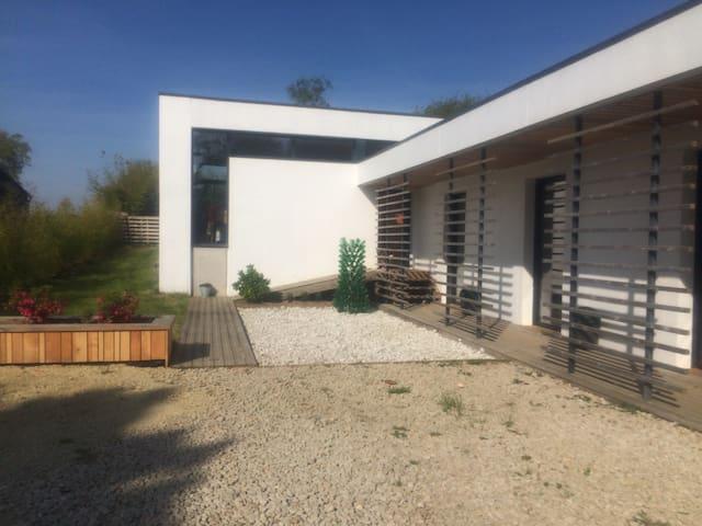 Magnifique maison d'architecte - Guimaëc - House