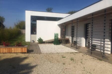 Magnifique maison d'architecte - Guimaëc - Talo