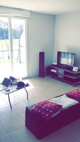 Appartement tout neuf, très calme - Léguevin - Lägenhet