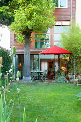 Bed and Breakfast dans maison charmante - Montreuil - Bed & Breakfast