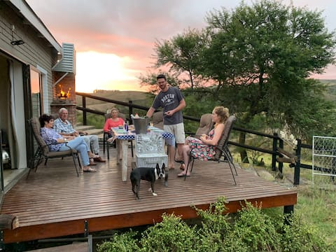 The farm life at 'Die Melkstal' Guesthouse