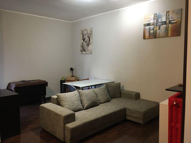 Ampio appartamento openspace