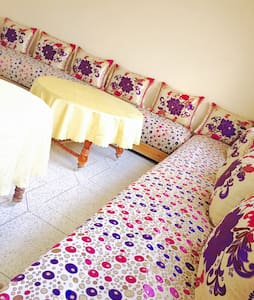Appartement meublé neuf et charmant