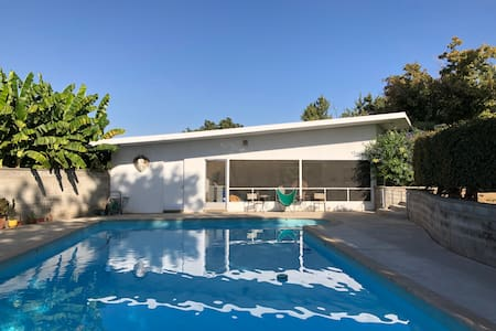 Mid Century Oasis on Citrus Ranch Near Nat'l Parks