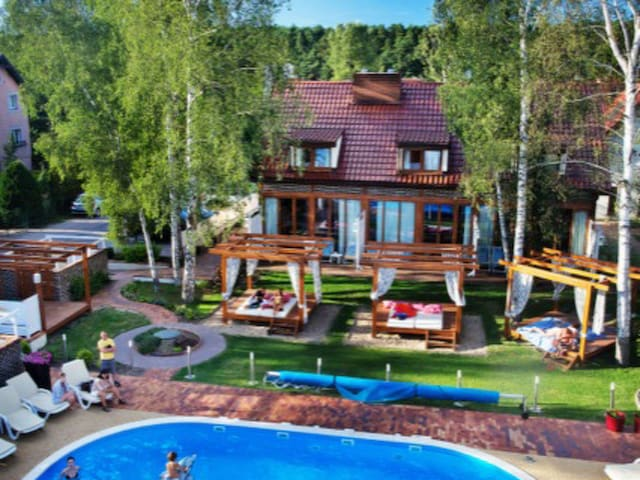 7-room villa 250 m² Baltic