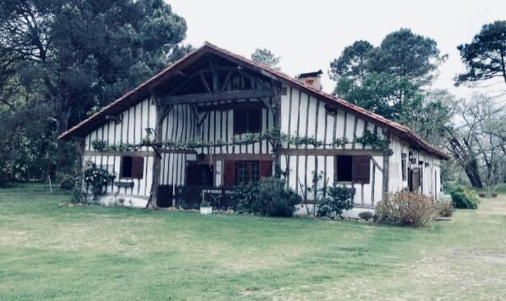 LA LA LANDES - écolodge - 3 chambres
