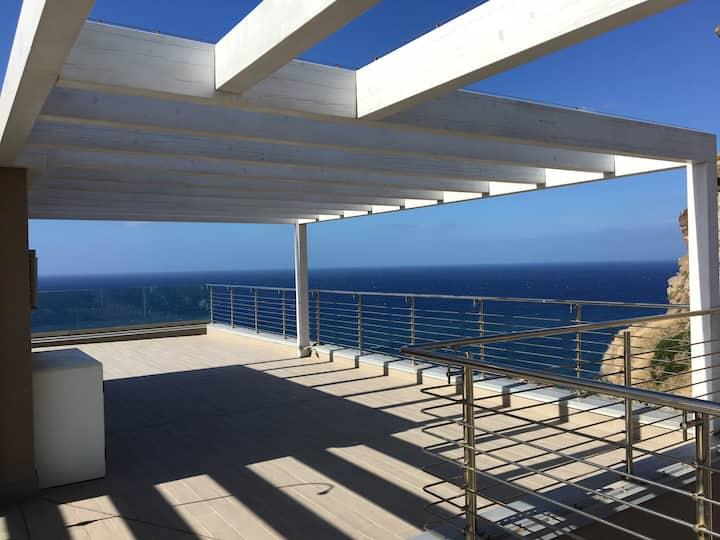 Appartamento esclusivo fronte mare - Miramare 12.