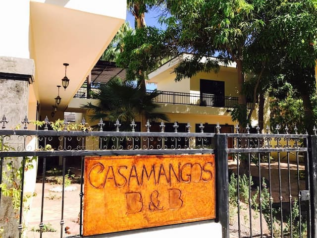 Charming Private Studio at Casamangos - Loreto