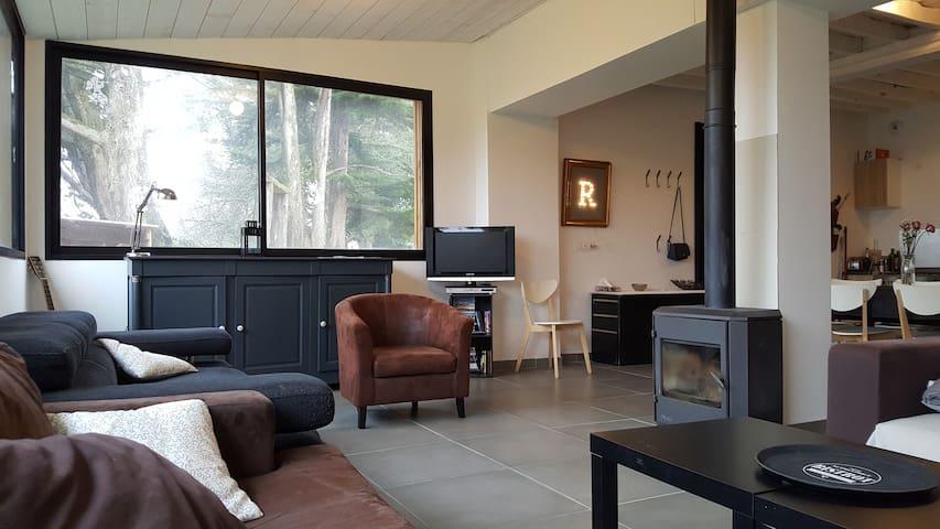Maison au calme à la campagne
