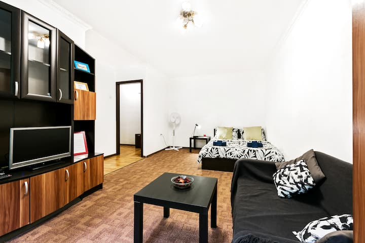 Apartment Tsaritsyno