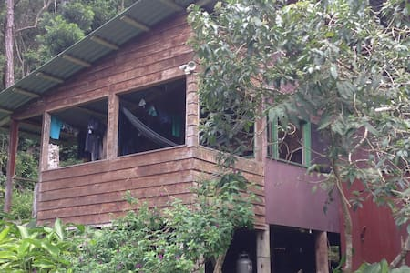 Experience Monteverde Cabin Life - House