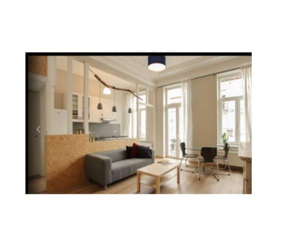 EU District -  Cozy & Quit Apartment  with Balcony