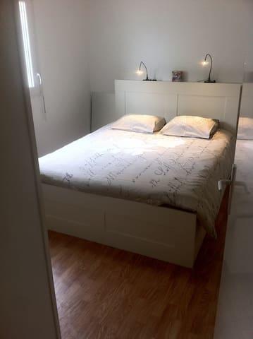 appartement T2 centre ville - Mont-de-Marsan - Apartament