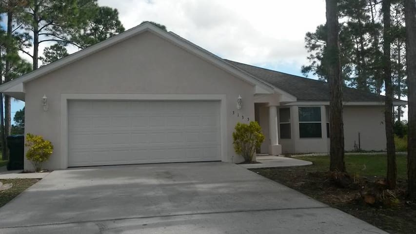 Palm Bay Florida vacation home. - Palm Bay - Hus