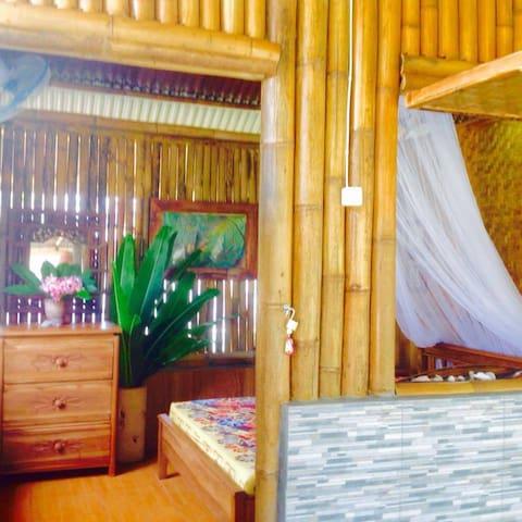 Bamboo Room 5B - Cikakak - Apartment