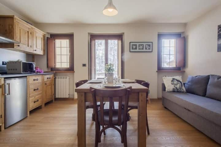 Pegaso - Lovely and cozy flat with mountain view