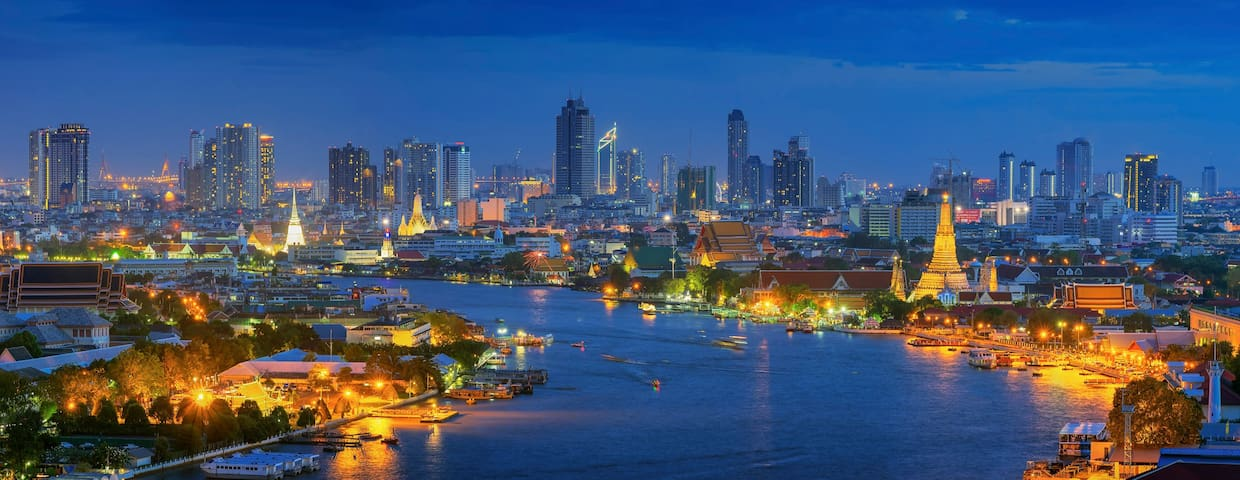 Vacation rentals in Bangkok