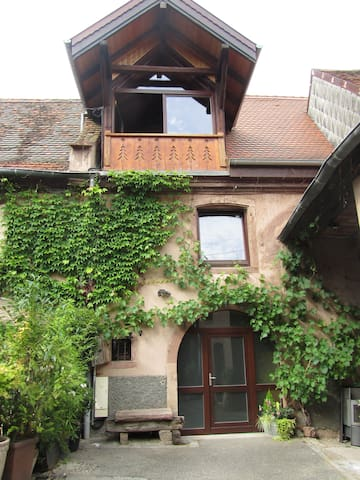 Cozy House on the Wine Road - Alsace (2-5 pers)