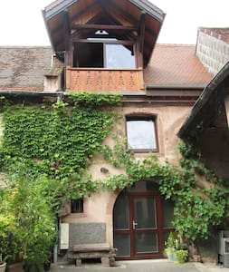 Cozy House on the Wine Road - Alsace (2-5 pers) - Nothalten - House