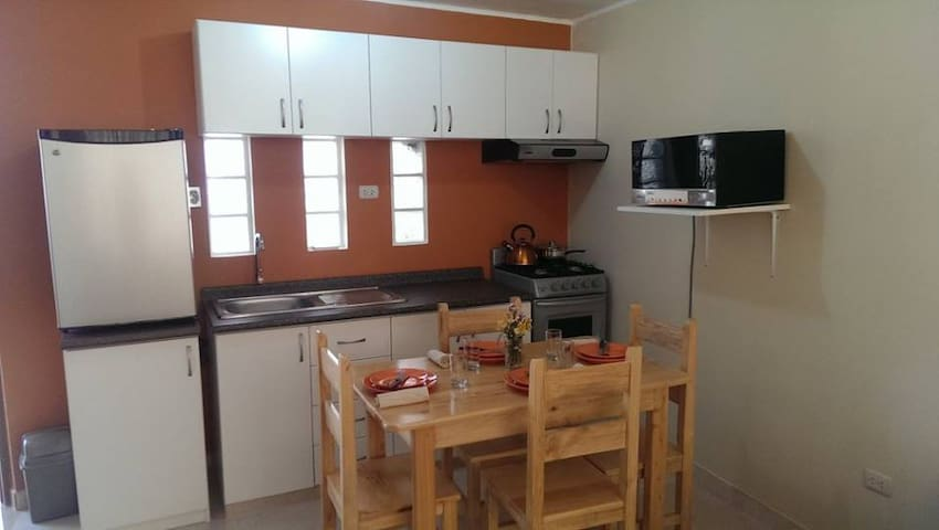 Mini Apartamento 301 (3er piso)