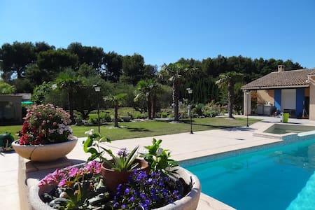 Oasis de Verdure - Loriol-du-Comtat - Bed & Breakfast
