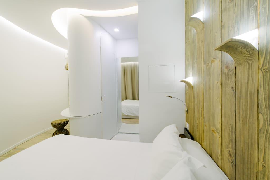 Chambre Inspiration Helsinki Acc S Spa Jardin